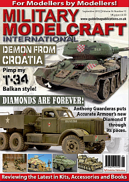 Guideline Publications Military Modelcraft September 2012