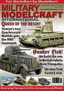 Guideline Publications Military Modelcraft December 2012