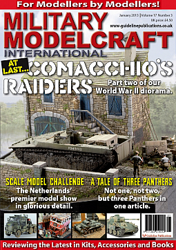 Guideline Publications Military Modelcraft January 2013