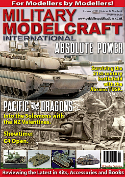Guideline Publications Military Modelcraft February 2013