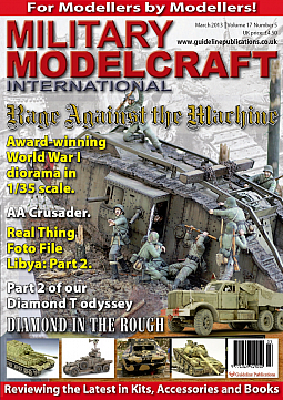Guideline Publications Military Modelcraft March 2013