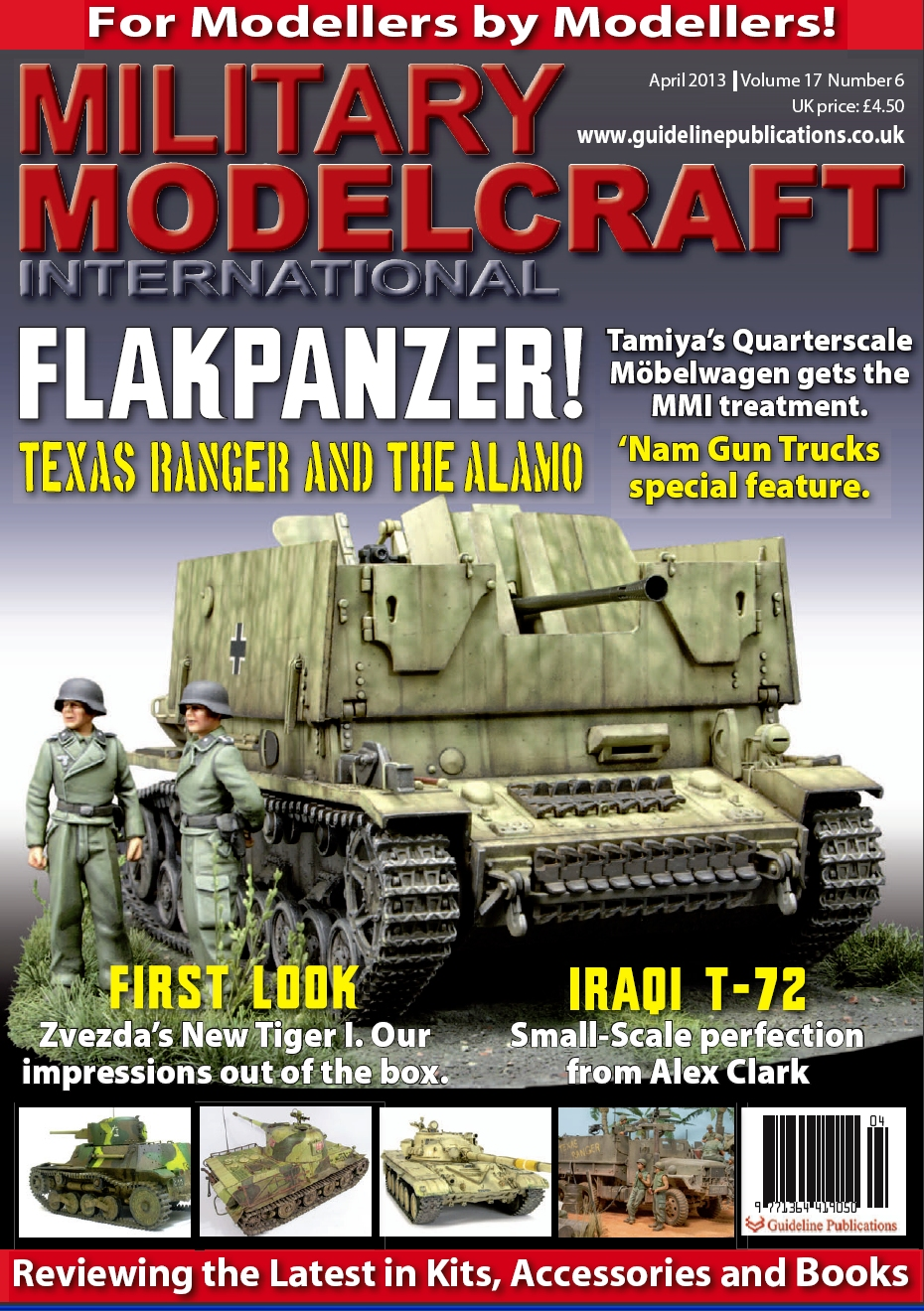 Guideline Publications Military Modelcraft April 2013 vol 17 - 6