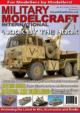 Guideline Publications Military Modelcraft May 2013