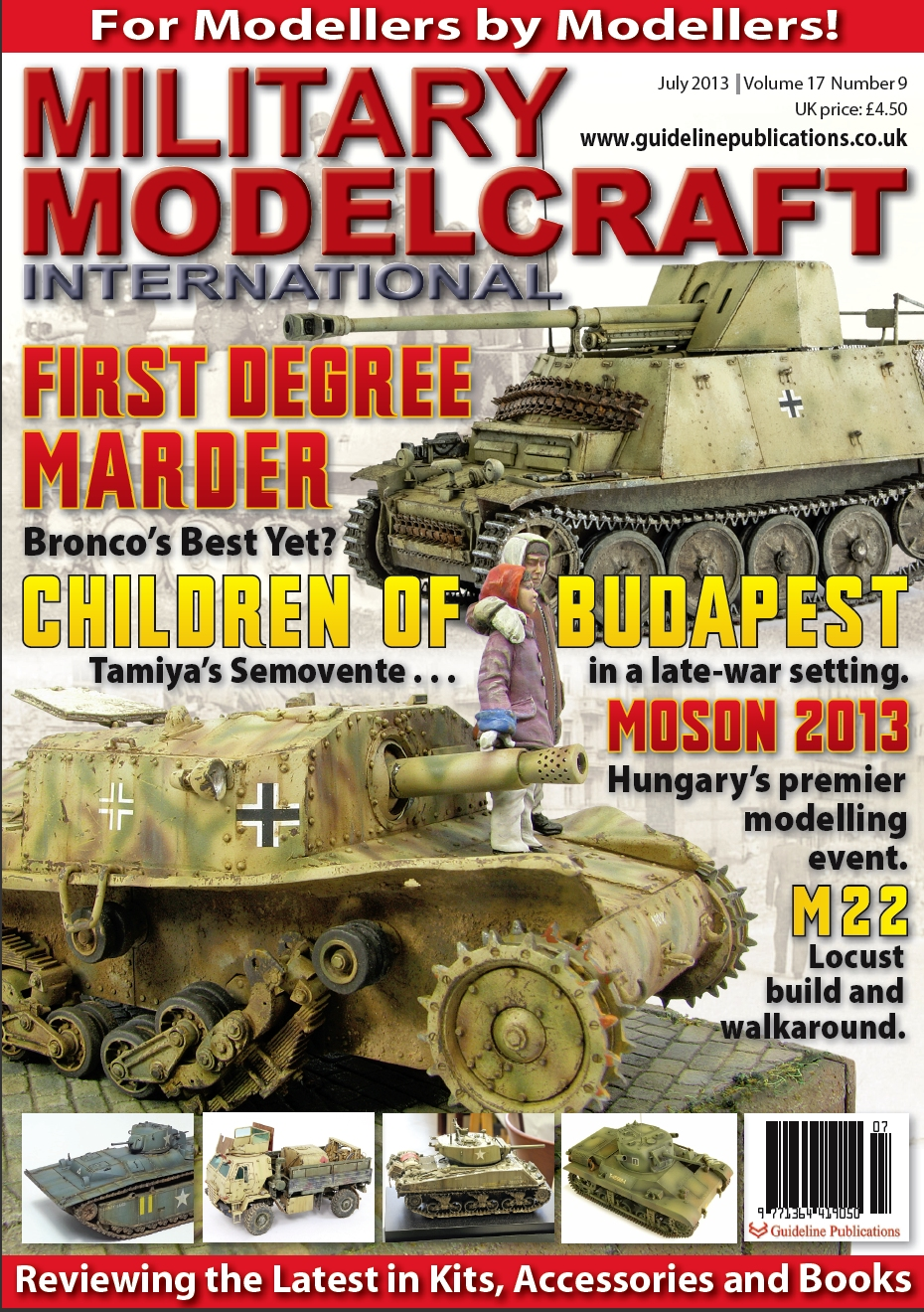 Guideline Publications Military Modelcraft July 2013 vol 17 - 9