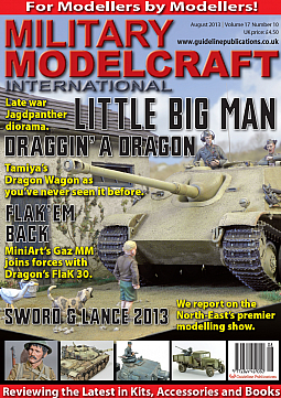 Guideline Publications Military Modelcraft August 2013
