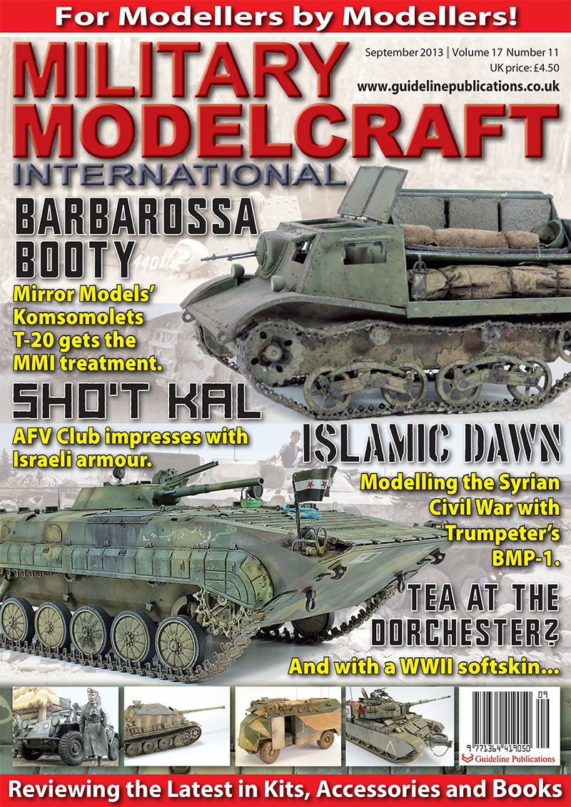 Guideline Publications Military Modelcraft September 2013 vol 17 - 11