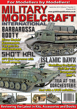 Guideline Publications Military Modelcraft September 2013