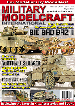 Guideline Publications Military Modelcraft October 2013