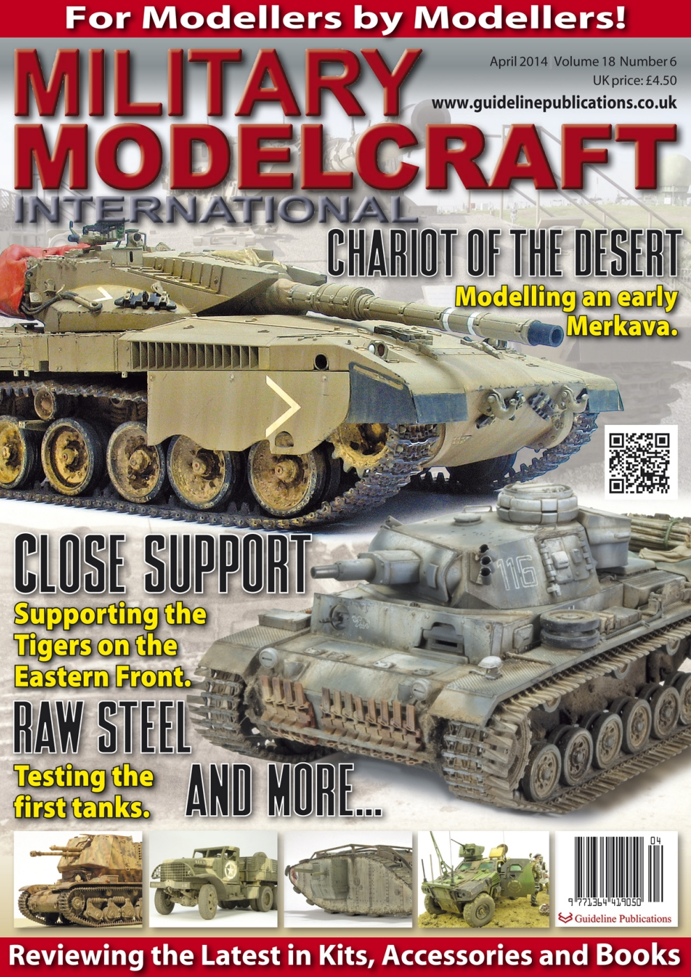 Guideline Publications Military Modelcraft April 2014 vol 18 - 06