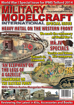 Guideline Publications Military Modelcraft December 2014