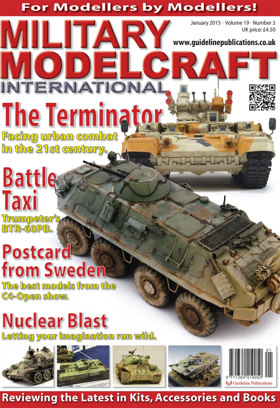 Guideline Publications Military Modelcraft January 2015 vol 19-03