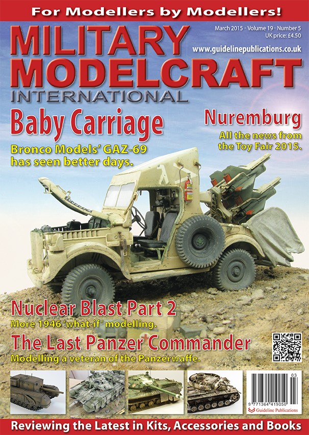 Guideline Publications Military Modelcraft March 2015 vol 19-04