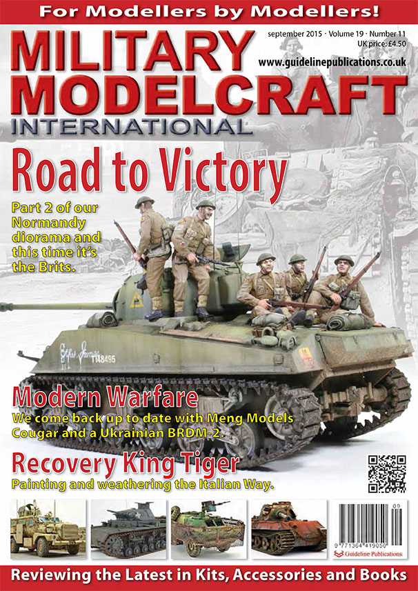 Guideline Publications Military Modelcraft September 2015 vol 19-11