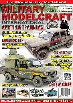 Guideline Publications Military Modelcraft October 2015