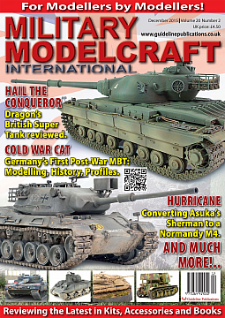 Guideline Publications Military Modelcraft December 2016