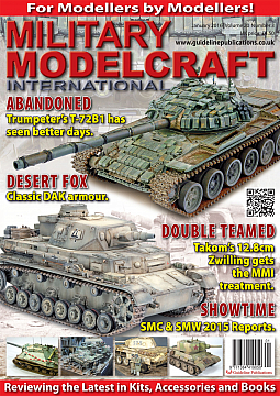 Guideline Publications Military Modelcraft January 2016