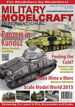 Guideline Publications Military Modelcraft February 2016
