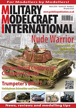 Guideline Publications Military Modelcraft March 2016