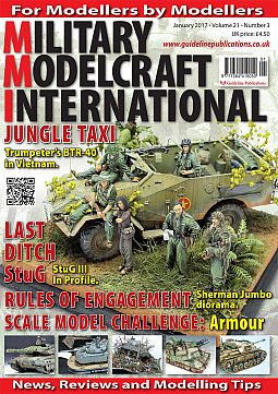 Guideline Publications Military Modelcraft January 2017