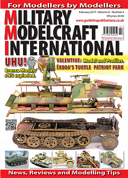 Guideline Publications Military Modelcraft February 2017