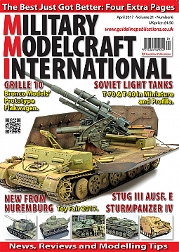 Guideline Publications Military Modelcraft April 2017