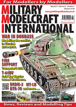 Guideline Publications Military Modelcraft May 2017