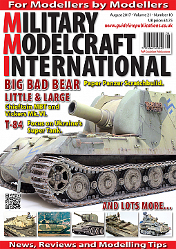 Guideline Publications Military Modelcraft August 2017