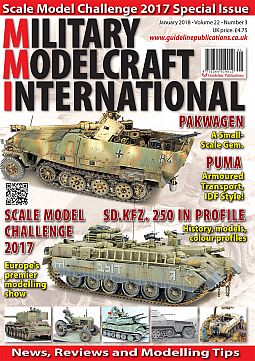 Guideline Publications Military Modelcraft January 2018