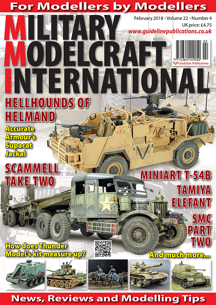 Guideline Publications Military Modelcraft February 2018 vol 22-04