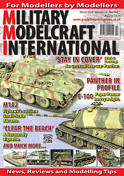 Guideline Publications Military Modelcraft March 2018