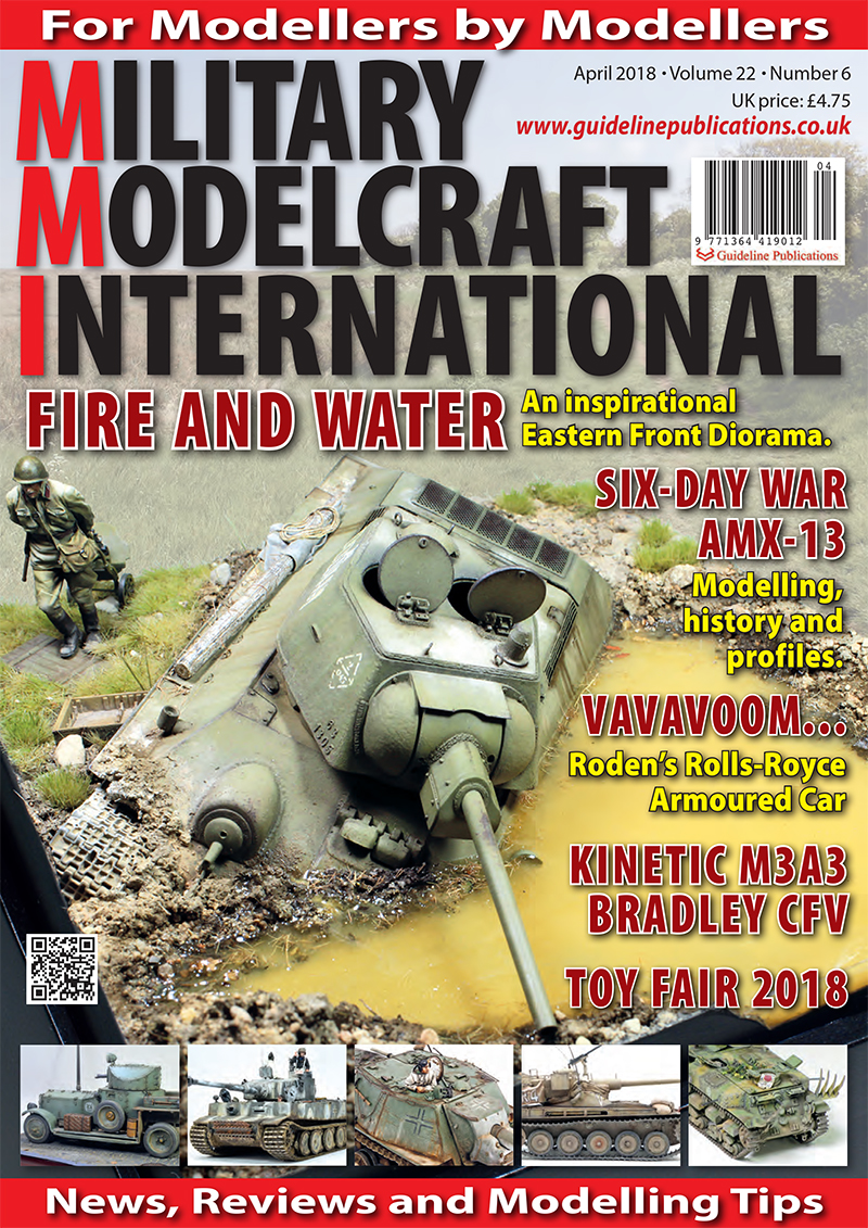 Guideline Publications Military Modelcraft April 2018 vol 22-07