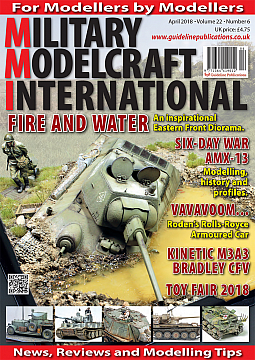 Guideline Publications Military Modelcraft April 2018