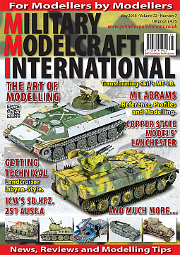 Guideline Publications Military Modelcraft May 2018