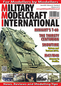 Guideline Publications Military Modelcraft June 2018 vol 22-08