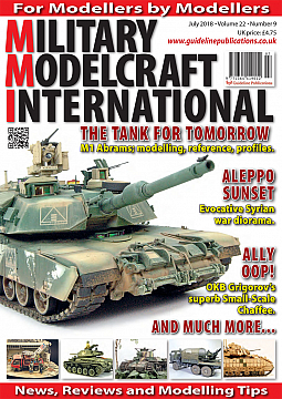 Guideline Publications Military Modelcraft July 2018