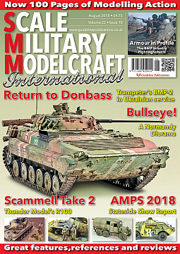 Guideline Publications Scale Military Modelcraft Int Aug 18