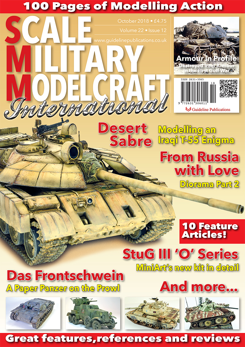 Guideline Publications Military Modelcraft Int October 18 vol 22-11 - October 2018