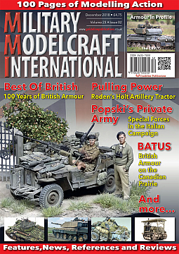 Guideline Publications Military Modelcraft Int Dec 2018