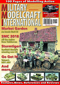 Guideline Publications Military Modelcraft Int January 19