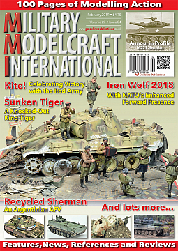 Guideline Publications Military Modelcraft Int February 19