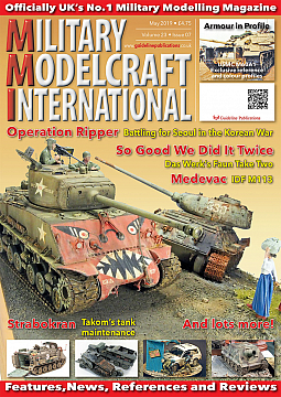 Guideline Publications Military Modelcraft Int May 2019 vol 23-07 - May  2019