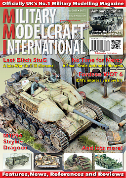 Guideline Publications Military Modelcraft Int July 2019