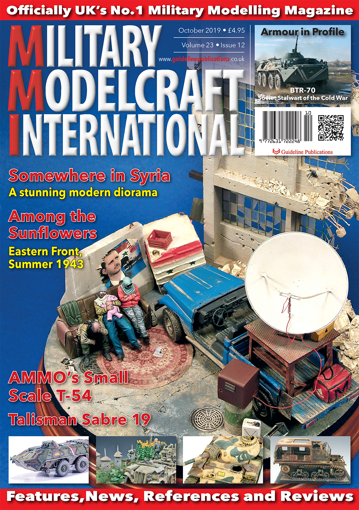 Guideline Publications Military Modelcraft Int Oct 2019 vol 23-12 - October  2019