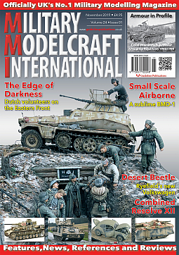Guideline Publications Military Modelcraft Int Nov 19 vol 24-01 - November  2019