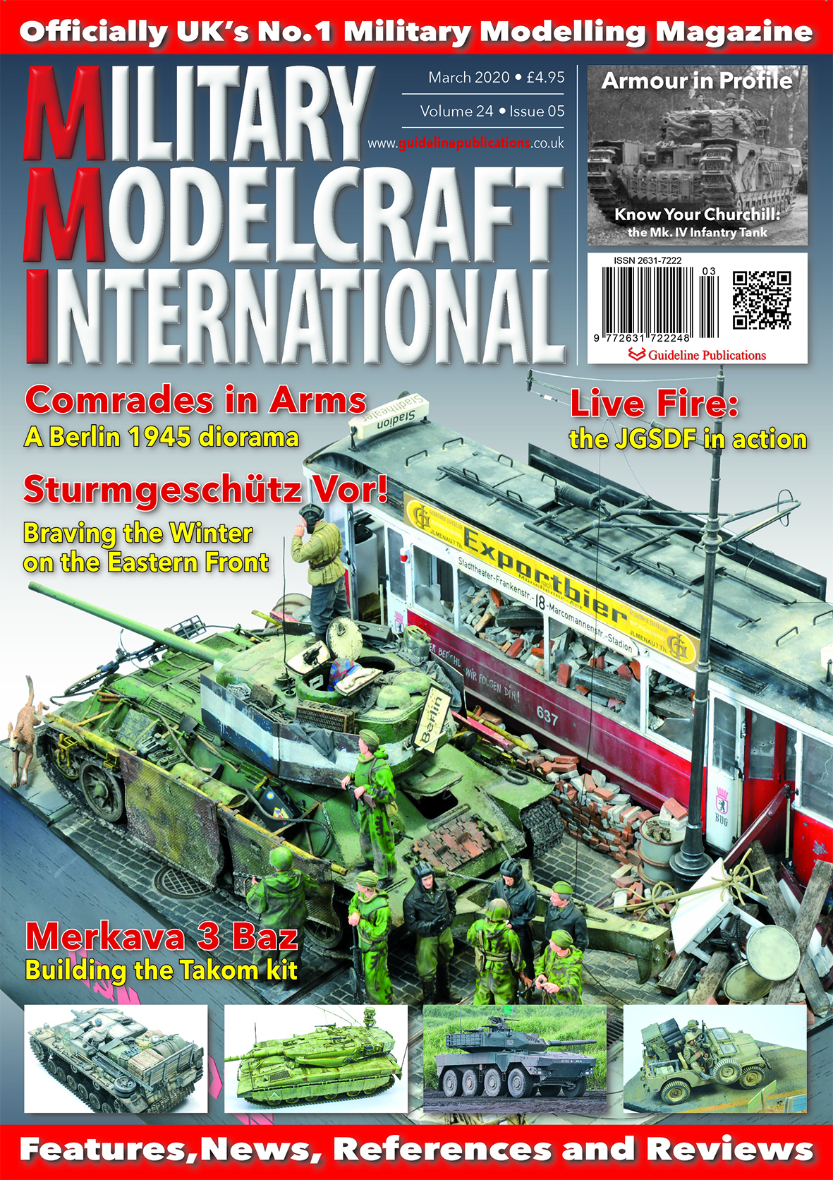 Guideline Publications Military Modelcraft Int March 20 vol 24-005 March 20