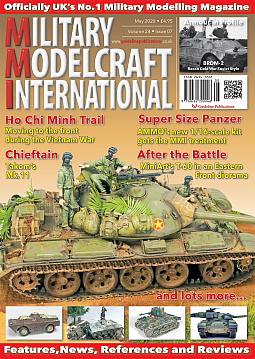 Guideline Publications Military Modelcraft Int May 20