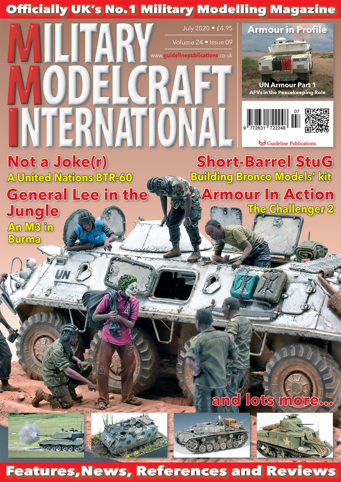Guideline Publications Military Modelcraft Int July 20 vol 24-009 July 20