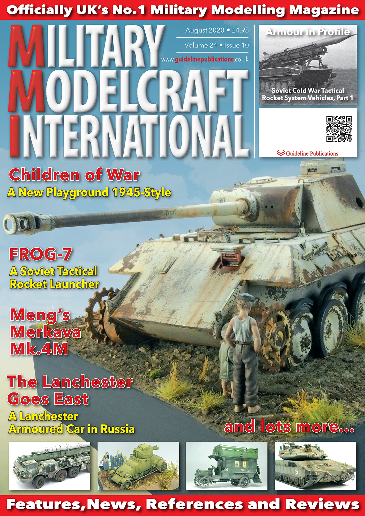 Guideline Publications Military Modelcraft Int August 20 vol 24-010 August 20