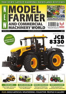 Guideline Publications New Model Farmer  -  Vol 01 - Issue 01   Feb/March 2021 On sale NOW