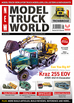 Guideline Publications New Model Truck World  -  Vol 01 - Issue 01  Jan/Feb 2021
